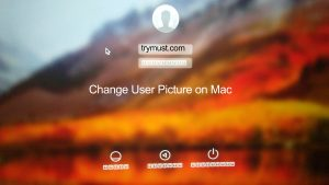 Change User Picture on Mac