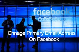 Change Your Email Address in Facebook