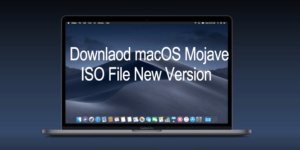 Download macOS Mojave ISO