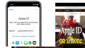 Create a New Apple ID on Your iPhone